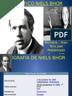 Cientifico Niels Bhor