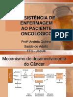 Assistencia de Enfermagem Em Oncologia