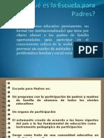 Presentacion Tes 2015-Escuela Padres