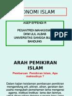 slide  Ekonomi Islam  by asep efendhi USB YPKP