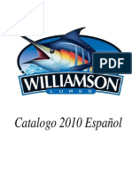 Catalogo Williamson 2010