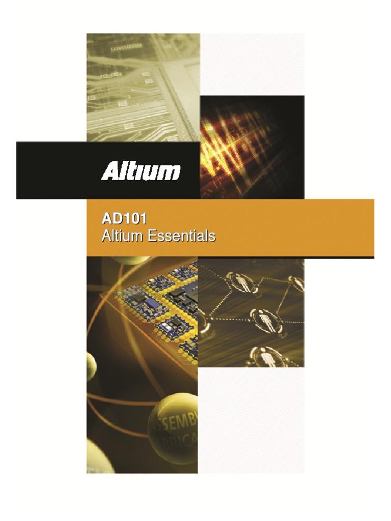Manual Altium 2014   Printed Circuit Board   Tab (Gui)