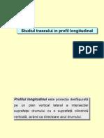 3. Trasel in Profil Longitudinal