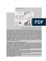 Benjamin Secreto - Entrevista Agamben