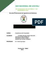Informe 4 de Arquitectura