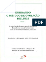 Ensinando o Método de Ovulação Billings Dra. Evelyn Billings Parte 1