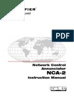 NCA 2 Manual