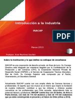 Introducción a La Industria