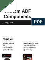 Build Custom ADF component
