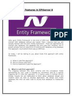Code First Approach With Entity Framework
