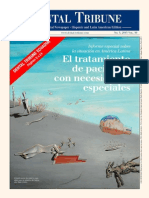 Dental Tribune - El trataimento en pacientes especiales