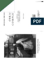 Sor Juana Obras
