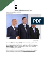 22-04-2015 UnoTv.com - Audi Abre Oficina en Puebla Para Recibir Curriculums; RMV