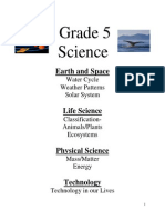 Grade 5 Science Guide