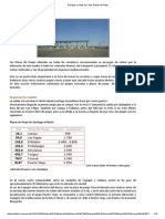 Paisajes y Datos de Chile_ Plazas de Peaje