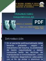 TRAUMATISMO RAQUIMEDULAR (2).ppt