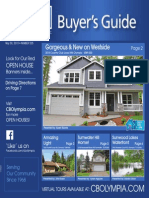 Coldwell Banker Olympia Real Estate Buyers Guide May 30th 2015