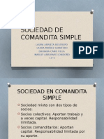Sociedad de Comandita Simple