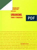 Urbanismo Temas y Tendencias