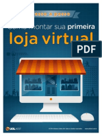 Loja Virtual passos do empreendedor