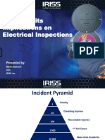 NFPA y Sus Implicancias Para Inspecciones Eléctricas