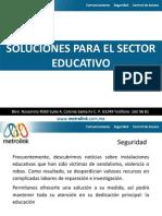 Metrolink Soluciones Sector Educativo