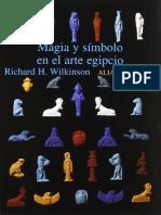 WILKINSON, Magia y Simbolos en El Arte Egipcio LIBRO FINAL