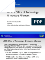 Technology Transfer at UCSB
