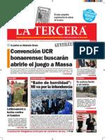 Diario La Tercera 28.05.2015