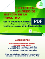 Mejores Practi Cas - Ahorro Energia Industria - Bala-Anaecoene-2015-i