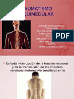 TRM Tratamiento raquimedular