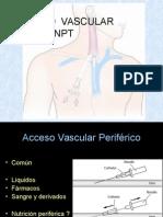 Acceso Vascular NTP