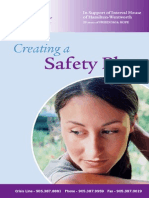 safety plan booklet