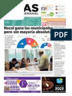 Mijas Semanal Nº 636 Del 29 de mayo al 4 de junio de 2015