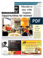 Platinum Gazette 29 May 2015