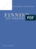 Finnish for Translators