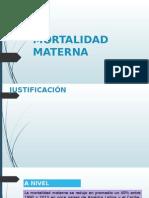 Mortalidad Materna.presentacion