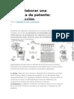 Como Elaborar Una Memoria de Patent2