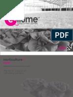 e-llume Horticultural LED Brochure 2015