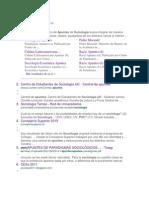 CDA Sociología UC