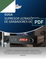SUGA - Supresor Ultrasonico de Grabadores de Audio 2