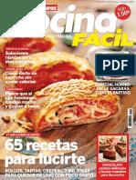 Cocina Fácil - 65 Recetas Para Lucirte Octubre 2014 [Sfrd]