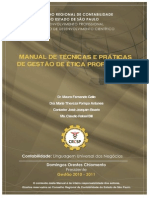 Manual Gestao e Etica e Profissional