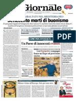 20.4.2015, 'Italian Liberty', Il Giornale
