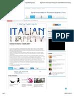 11.3.2015, 'Concorso Fotografico Italian Liberty', Informagiovani Agropoli