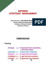 BS L03 Defining Strategic Management