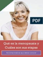 Conceptos Basicos Sobre La Menopausia