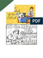 fechas civicas de mayo