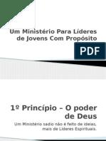 Um Ministério Para Líderes de Jovens Com Propósito