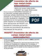 Presentación MOSFET
